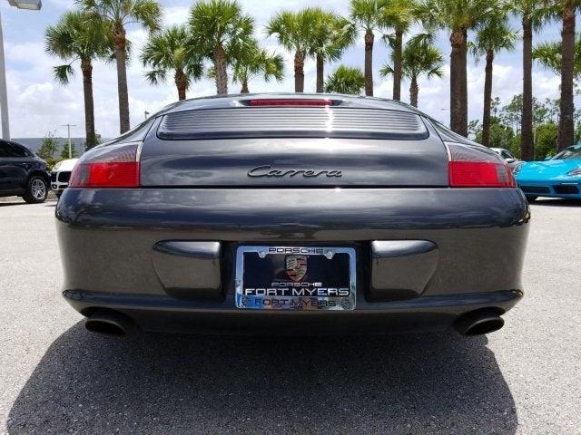 2004 Porsche 911 2dr Cabriolet Carrera Tiptronic In Fort Myers Fl
